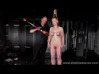 Shadowslaves Slave Fiona - Hair Hang