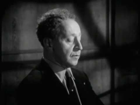 Артур Рубинштейн играет Грезы любви Листа 1954 год
