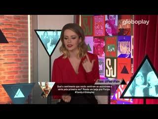Live Sandy e Junior: A História (Globoplay)