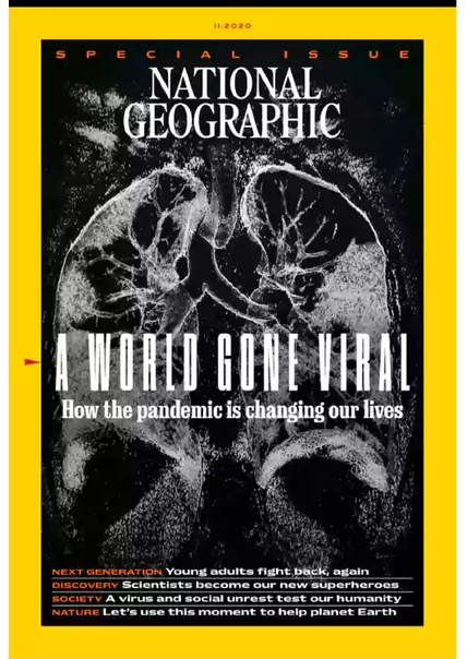 National Geographic USA 2020-11
