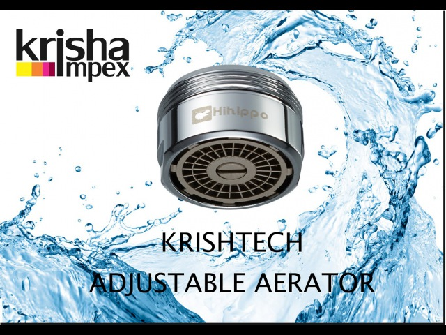 Adjustable Water Saver By Krisha Impex India
