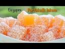 EV YAPIMI PORTAKALLI LOKUM HOMEMADE TURKISH DELIGHT english subtitle