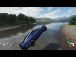 Forza Horizon 4 - I can't really explain what happened here