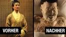 Geheimnisvolle 2500 Jahre alte Mumie mit vollem Haar und elastischer Haut!