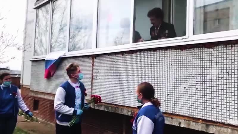 9 мая День Победы Волонтеры Победы
