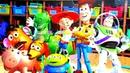 История игрушек 4 - Вуди и его друзья - Собираем пазлы Toy Story Pixar | Safiya Show for KIds