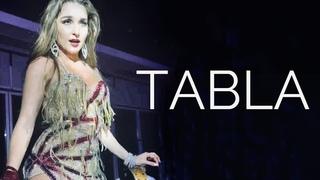 Super hot live tabla solo from Anastasia Biserova.    .