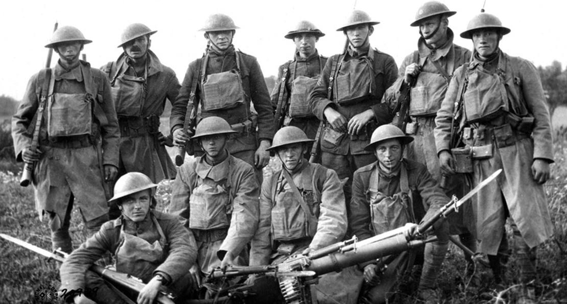 Ветераны армии США