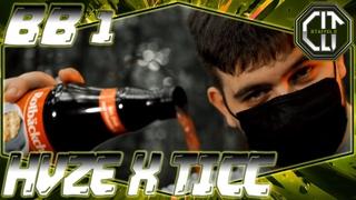 CLT 2 - BonusBattle #1   Hvze & Ticc vs. Dape x Norope [prod. by OldWutFukk]
