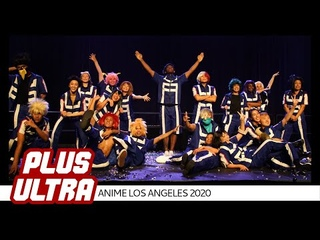 PLUS ULTRA! Boku no Hero Academia LIVE at Anime Los Angeles 2020