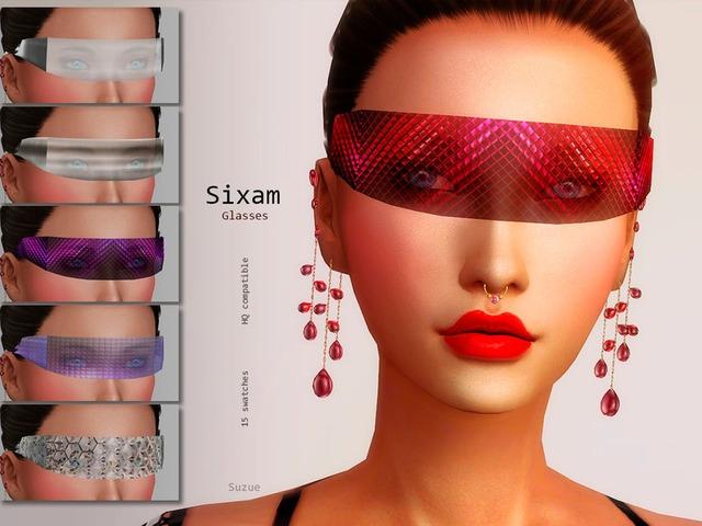 Очки для The Sims 4 со ссылками на скачивание