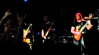 Nile - 02 - Chapter for Transforming into a Snake - Live @ Slim's, SF, USA 2014-05-05