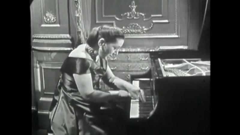 Rosalyn Tureck Camera Three Historic Television Broadcast of December 17 1961