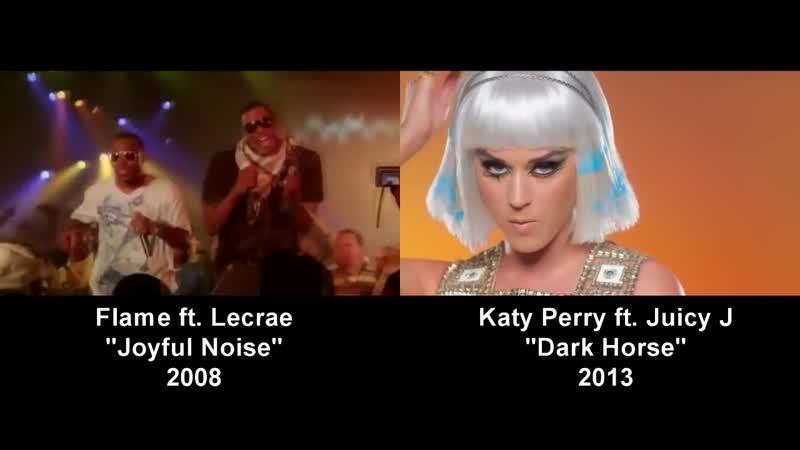 Flame Joyful Noise vs Katy Perry Dark Horse Mashup AV MN
