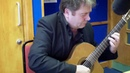 Pat Coldrick - Scarborough Fair (Live with Michael Duffy on Dundalk FM)