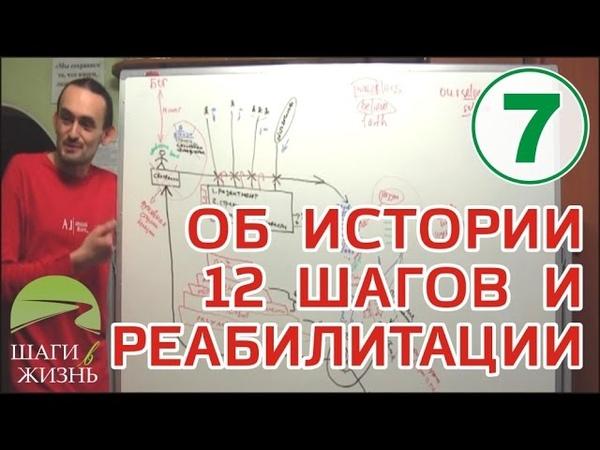 Илья Т. - Занятие 7 - Кое-что из истории 12-Шаговой Программы
