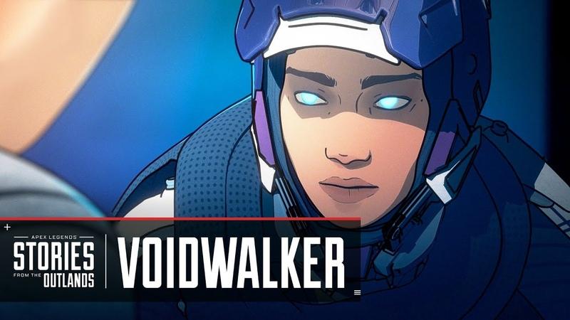 "Apex Legends Stories from the Outlands Voidwalker"""