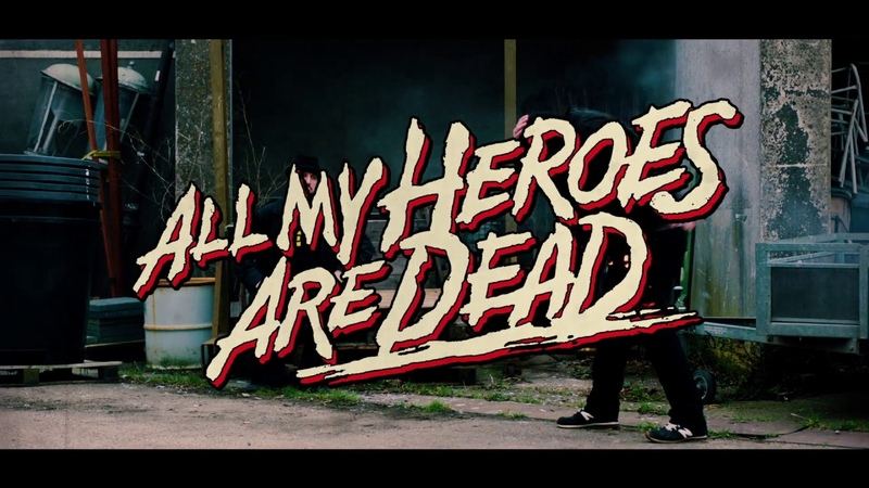 R A The Rugged Man All My Heroes Are Dead Trailer Clip 1 Album drops April 17 2020
