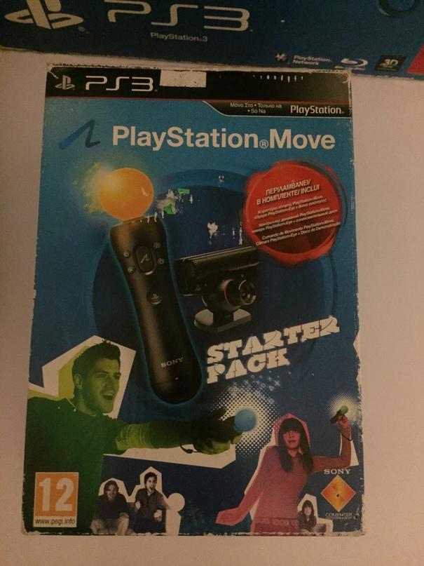 Sony PlayStation 3 500гб Не прошитая.2 джойстика    Объявления Орска и Новотроицка №10905