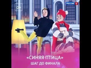 Один выпуск остаётся до финала конкурса Синяя Птица  Россия 1