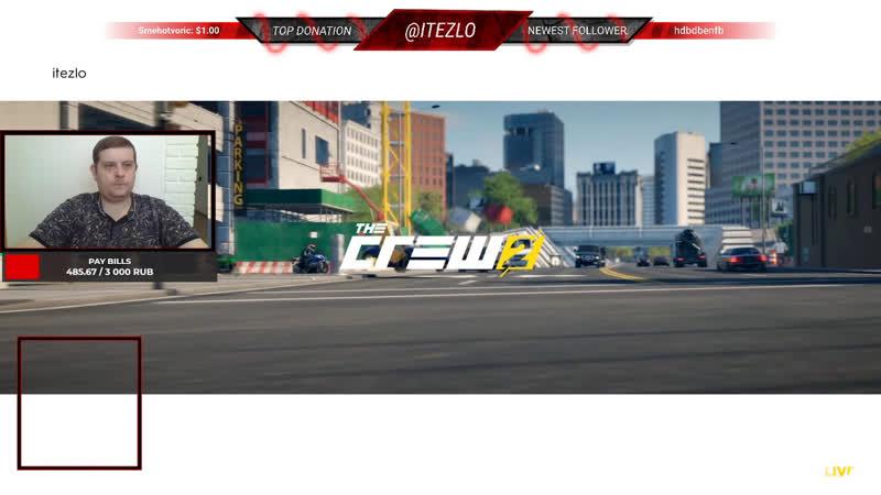 [PC|EN|RU] {!SR} Racer Achievements TheCrew2