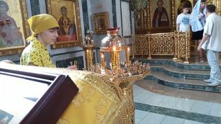 Царственные страстотерпцы, день памяти! Ангелина в церкви