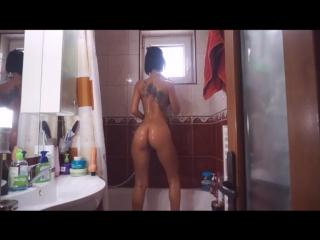 ANISYIA LIVEJASMIN HOT SHOWER SEX (вебкам домашнее порно видео секс голая учительница, секси)