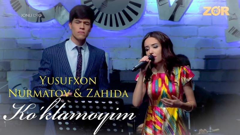 Yusufxon Nurmatov Zahida Ko'klamoyim The Cover Up G'iyos Boytoyev