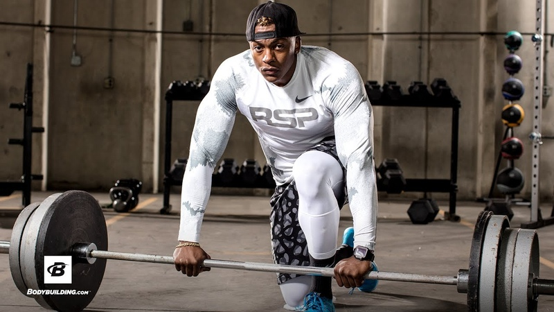 A Career in Fitness Came from a Leap of Faith Kieon Dorsey RSP Nutritition Athlete Profile