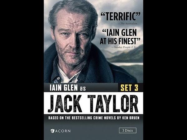 Джек Тейлор 3 сезон 3 серия закл Чистилище детектив криминал драма Ирландия Германия
