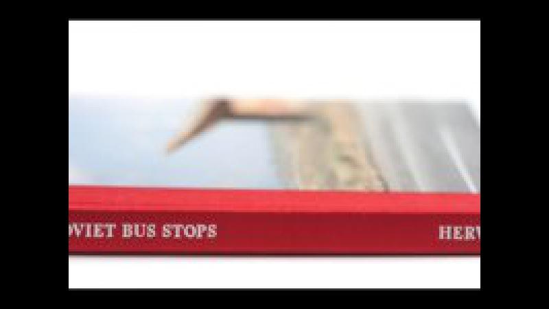 Soviet Bus Stops Book Sneak Preview