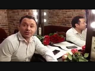 Андреи Носков читает стихи Андрея Пастушенко