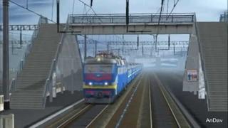 Trainz Railroad Simulator 2010, CHS8-001