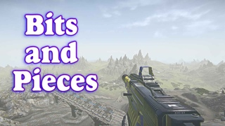NC Bits and Pieces (Planetside 2)