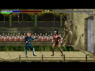 Леонид Якубович в игре Mortal Kombat (ЧАСТЬ 2).mp4