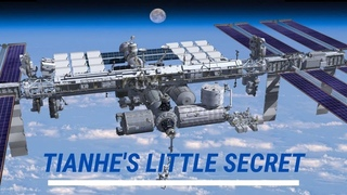 WATCH: Chinese Space Station's secret feature no one's talking about