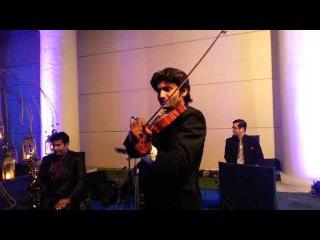 Muskurane ki Wajah By R.D {Violinist} at Taj Palace