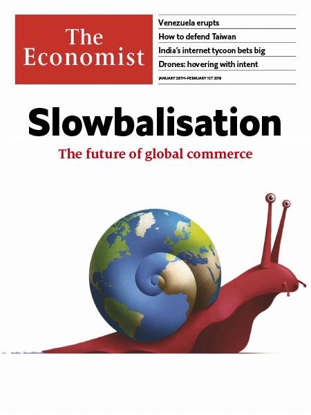 The Economist 01.26.2019