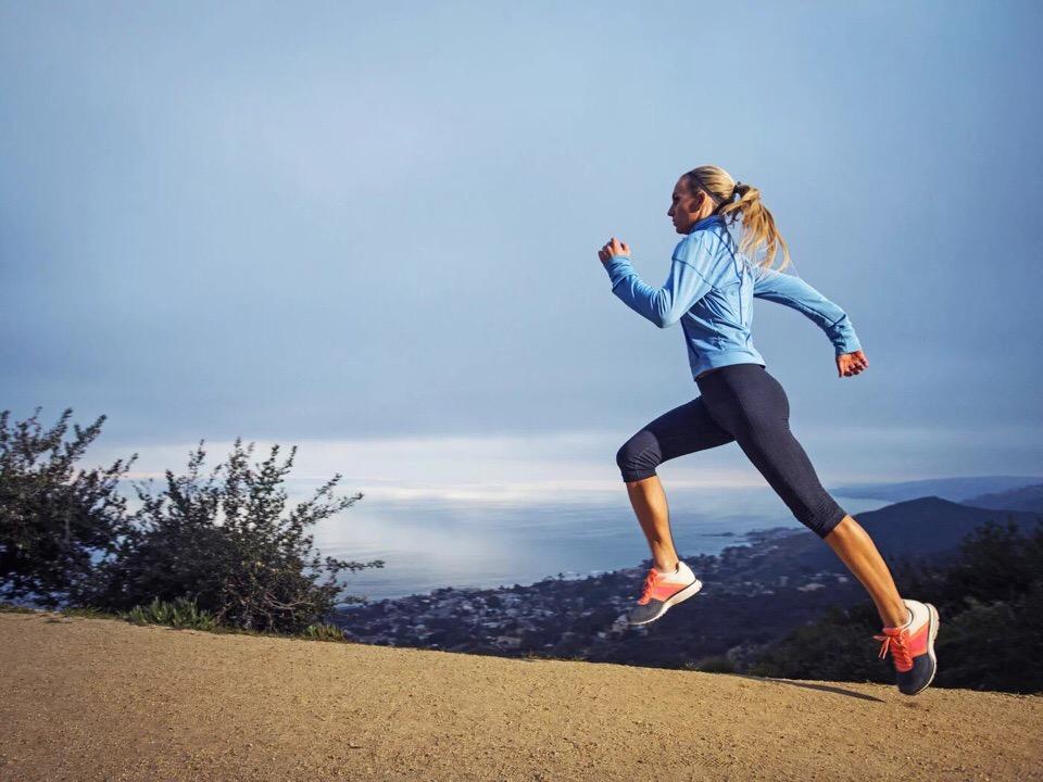 Эффективное похудение при беге