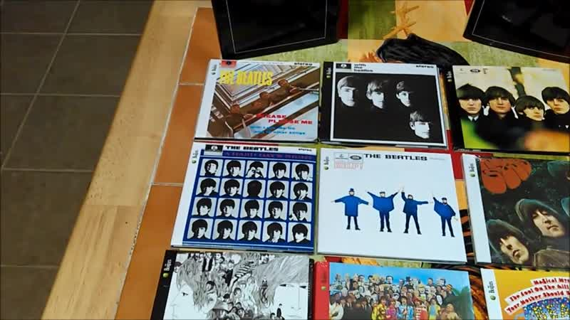 The Beatles Stereo Box Set US Albums1