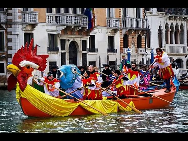 Баев Евг Карнавал в Венеции для 3 гитар