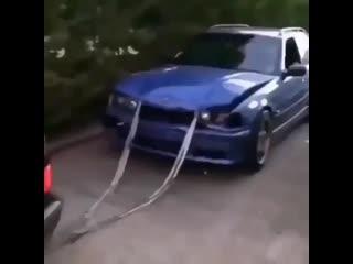 Выездное восстановление авто после ДТП