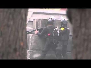 Ескадрон смерті / Death squads Massacre