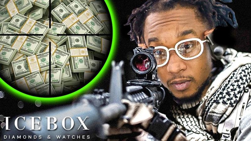 Slim Jxmmi Drops $150 000 on Call Of Duty Charms