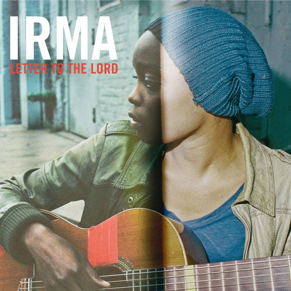 Irma album Letter to the Lord (Edition Collector)