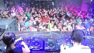 HardTechno: Lukas + Fernanda Martins 4decks @ Sunny Day Festival SPN JUN/2013 (VideoSet)