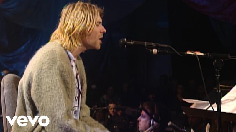 Nirvana - Lake Of Fire (Live On MTV Unplugged, 1993 Unedited)