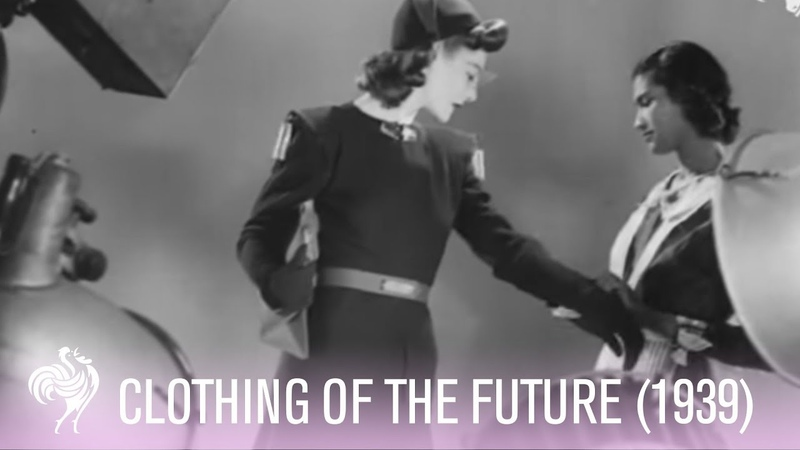 In The Year 2000: Fashion Predications from 1939 | Vintage Fashions| History Porn
