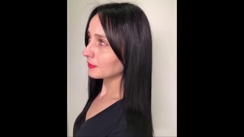 Памятка по уходу за волосами для брюнеток 👩🏽😉