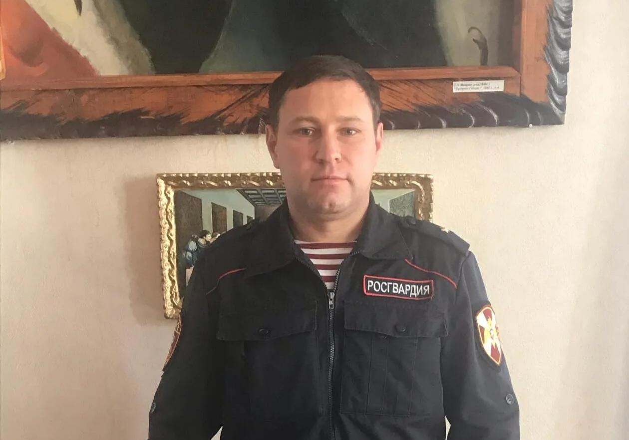 Отдел вневедомственной охраны по городу Петровску возглавил Александр Глазычев